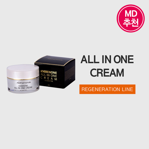 Iedbenone All In One Cream (이데베논 올 인 원 크림)